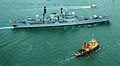 HMS Gloucester in Portsmouth Harbour.jpg