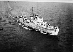 HMS Holderness