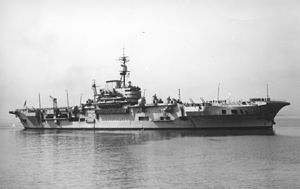 HMS Implacable (R86) - Image: HMS Implacable (R86) MOD 45139827