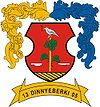 Huy hiệu của Dinnyeberki