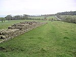 Hadrian's Wall, Milecastles and Turrets