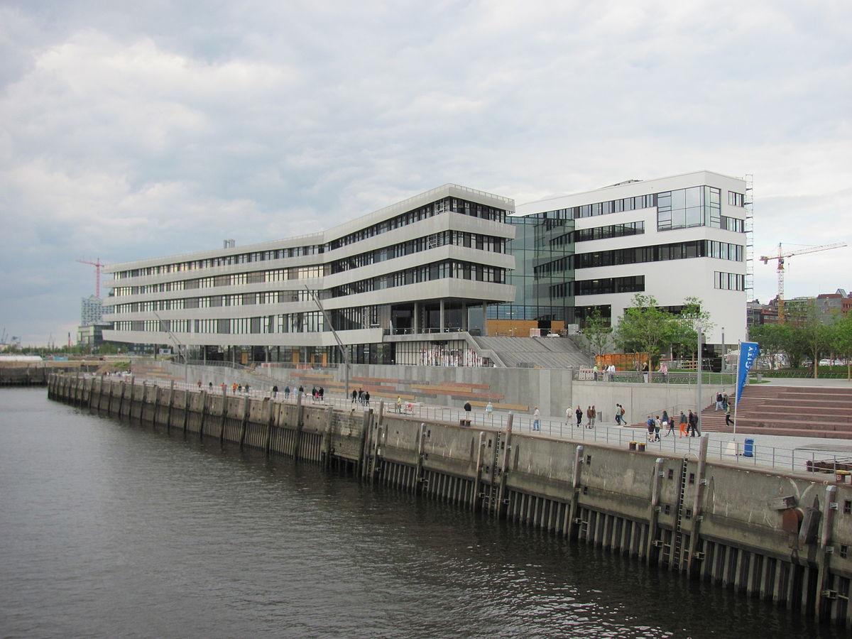 Hafencity universit t hamburg wikipedia for Hamburg universitat