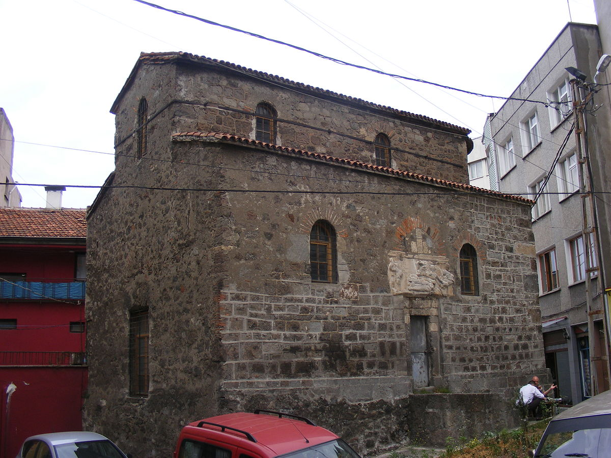 Saint Anne Church Trabzon Wikipedia