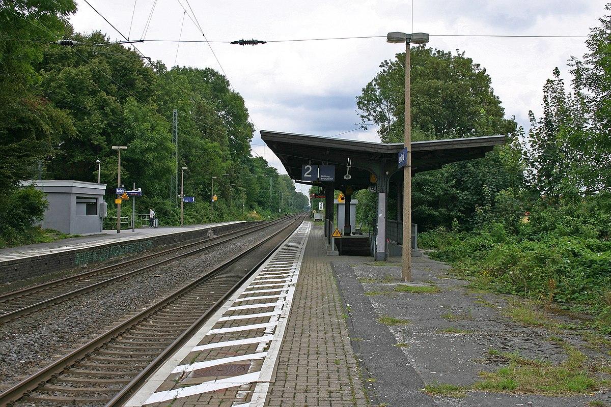 Haltepunkt Essen-Kray Su00fcd U2013 Wikipedia