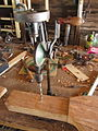 Hand cranked drill press.jpg
