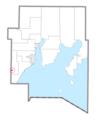 Hannahville Indian Community (Delta) location.png