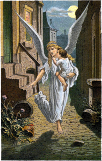 The Angel (fairy tale)