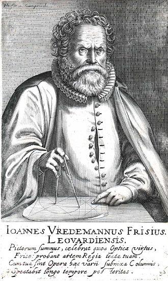 Hans Vredeman de Vries - Hans Vredeman de Vries.