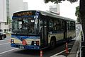 Hanshin Bus 282 at Sannomiya Station.JPG