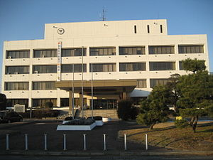 Hanyu city hall.JPG