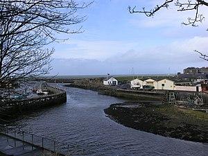 Girvan - Girvan harbour