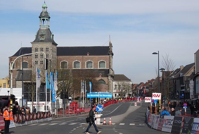 Harelbeke - Driedaagse van West-Vlaanderen, etappe 1, 7 maart 2015, aankomst (A12).JPG