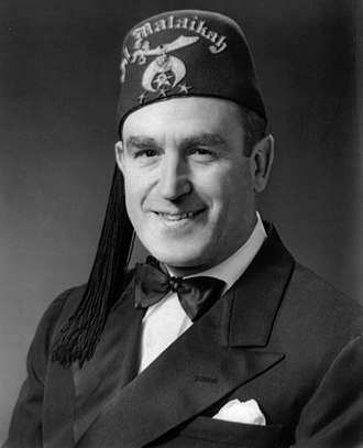 Harold Lloyd - Lloyd in 1946, when he was appointed to the Shriners' publicity committee
