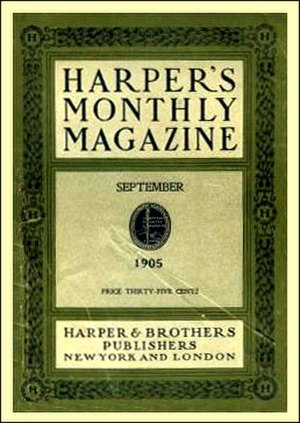 Harper's Magazine - An issue of Harper's from 1905