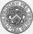 Hatfield College Durham crest.jpg