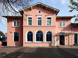Hattersheim am Main station