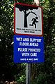 Have a nice day sign, MacRitchie Reservoir, Singapore.jpg