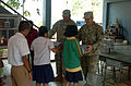 Hawaii Soldiers, Thai Marines distribute 37,000 cartons of milk to schools, community DVIDS151259.jpg