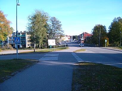 Vägbeskrivningar till Heby med kollektivtrafik