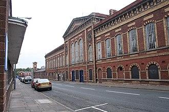 Heenan & Froude - Image: Heenan and Froude Engineering Works geograph.org.uk 564198