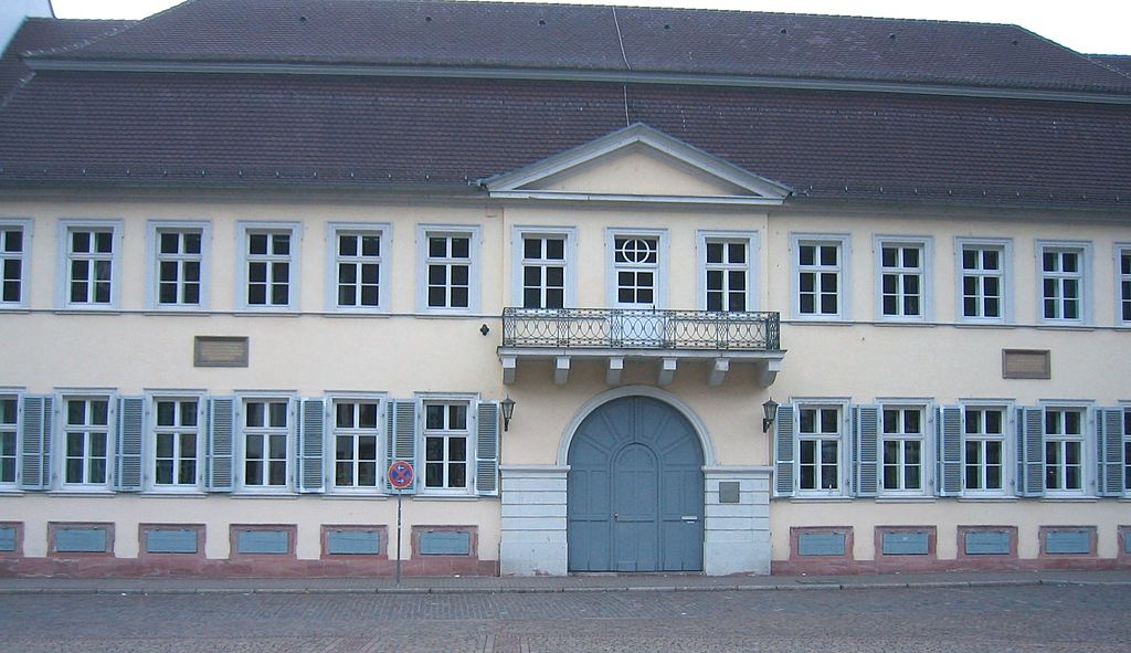 Heidelberg Palais Boiseree Karlsplatz 2006-02-26
