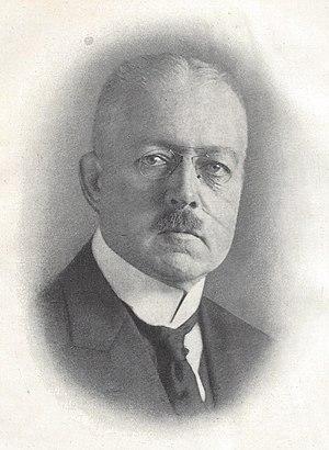 Heinrich Albers-Schönberg - Heinrich Albers-Schönberg