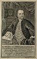 Heinrich Friedrich von Delius. Line engraving by G. P. P. Nu Wellcome V0001523.jpg