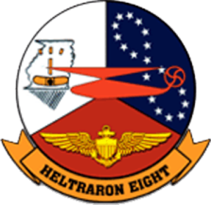 HT-8 - Image: Helicopter Training Squadron 8 (US Navy) insignia 2016