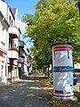 Hennigsdorf - Litfasssaeule in der Hauptstrasse - geo.hlipp.de - 41570.jpg