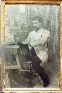 Henri Dubois par E.bodert a Villa de Medicis.jpg