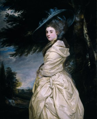 Henrietta Clive, Countess of Powis - Lady Clive in 1777, by Sir Joshua Reynolds