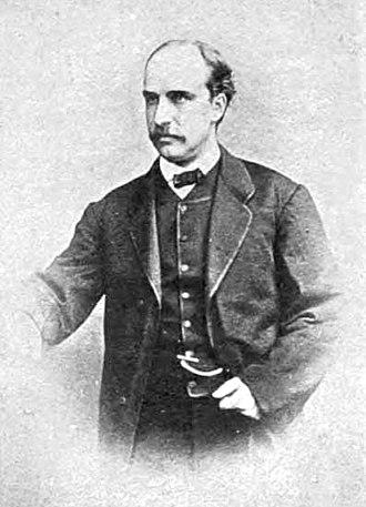 Henry Villard - Henry Villard in 1866