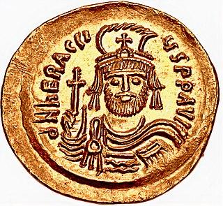 Heraclius Byzantine Emperor 610–641