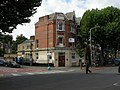 Herne Hill, disused bank - geograph.org.uk - 1454632.jpg