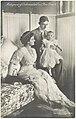 Hertigparet af Södermanland med Prins Lennart (1909) (3323719430).jpg