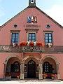 Hessenheim, Mairie et Maison commune.jpg