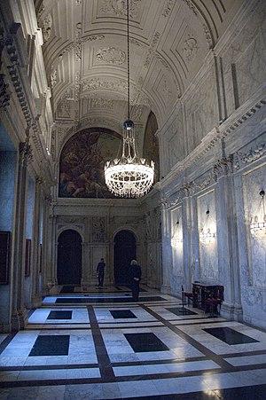 Musical Party in a Hall - Image: Het Paleis op de Dam 08