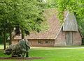 Heuerlingshaus, ehemals aus Südlohn, im Bauernhausmuseum in Vreden.jpg