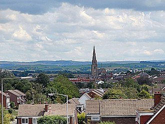 Heywood, Greater Manchester - Image: Heywood, Greater Manchester