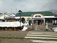 Hida-Furukawa Station 20150123-2.JPG