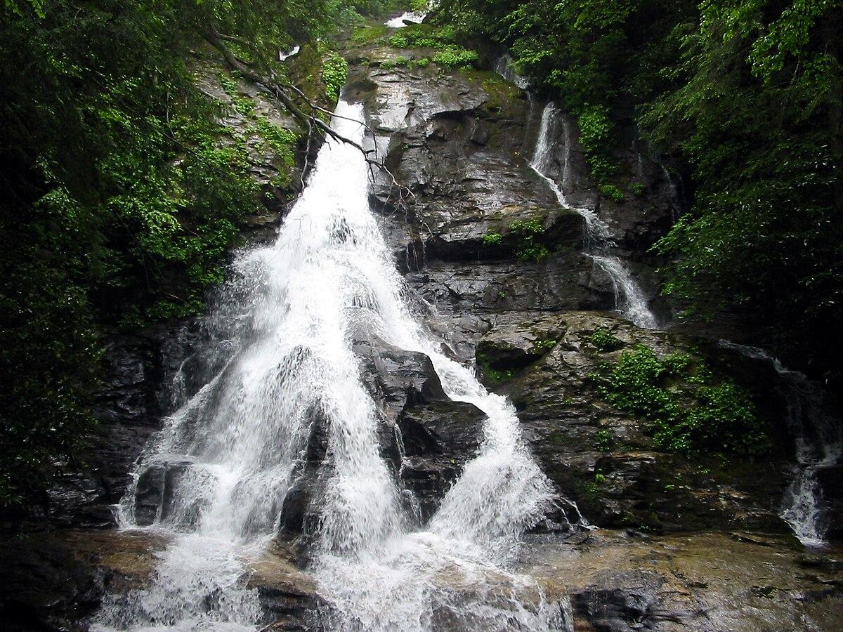 High Shoals Creek Falls Wikipedia
