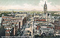 High St. Showing Holyoke Range in distance, Holyoke, Mass.jpg