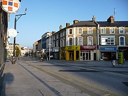 High Street i Slough