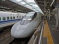 Hikari Rail Star , 新幹線 ひかり レールスター - panoramio (1).jpg
