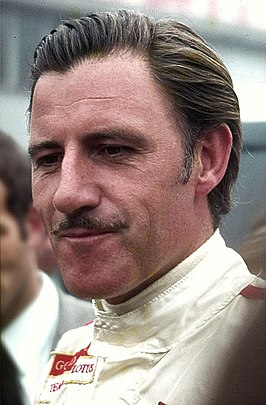 Graham Hill in 1968