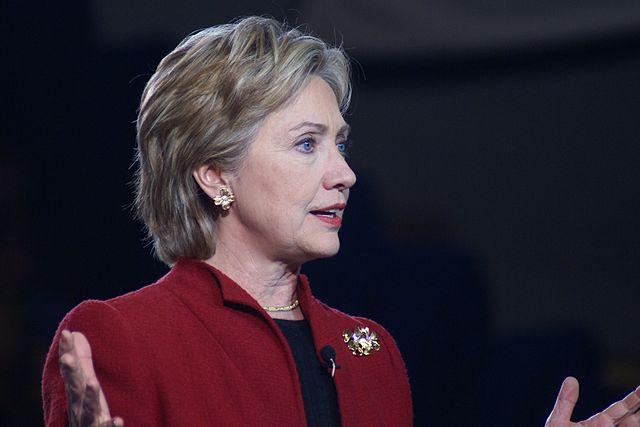 Hillary Clinton, From WikimediaPhotos