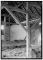 Hilliard's Farm Barn, Shepherdstown, Jefferson County, WV HABS WVA,19-DARK.V,2A-4.tif