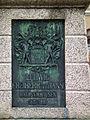 Hinweis auf Statue Ludwig von der Tann-Rathsamhausen in Tann.JPG