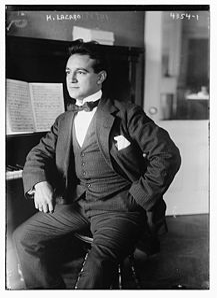 Hipólito Lázaro Spanish opera singer