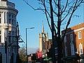 Historic crossroads, SUTTON, Surrey, Greater London - Flickr - tonymonblat.jpg